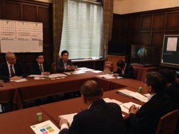 環境省へ福島要望を申入れ