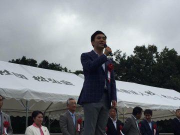 運動会に参加!川越トワーム小江戸病院