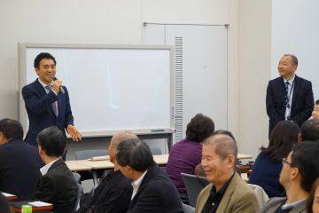 埼玉県さいたま市中央区の皆様が国会に!