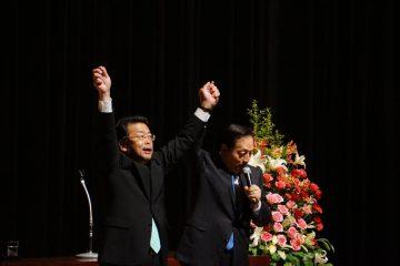 西田まこと 大勝利へ勝どき!