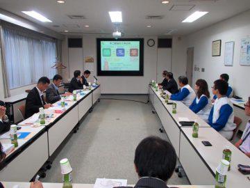 茨城の農産業関連企業様を視察