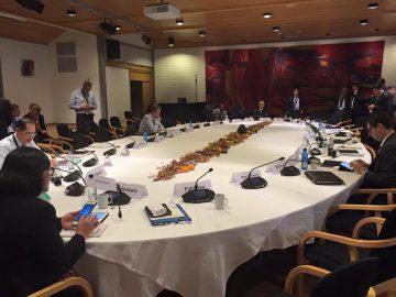 ノルウェー出張(WTO閣僚会議)