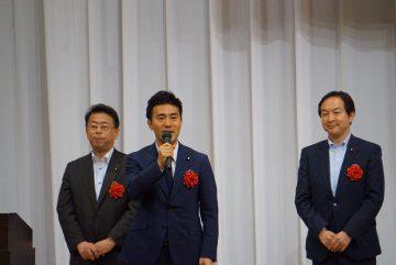 地元埼玉で各種会合へ