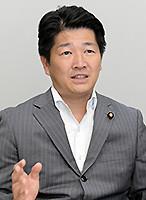 石川博崇 防衛大臣政務官に聞く