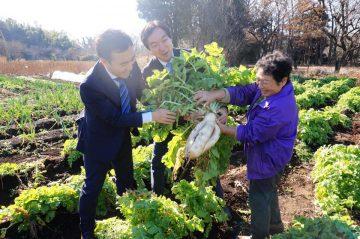 都市農業の更なる可能性を実感
