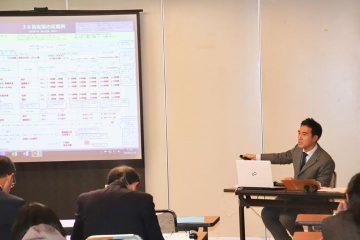 埼玉県社会保険労務士政治連盟の会合で、働き方改革について講演