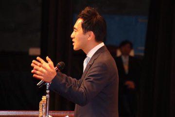 入間市にて、矢倉かつお国政報告会!
