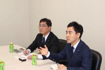 さいたま市見沼区選出のさいとう健一市議会議員とともに、早朝の東大宮駅を視察、JR東日本大宮支社を訪問し、東大宮駅の安全対策について協議しました。