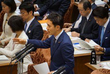 本日の予算委員会での質問の時間帯が変更になり午後からの予定となりました。