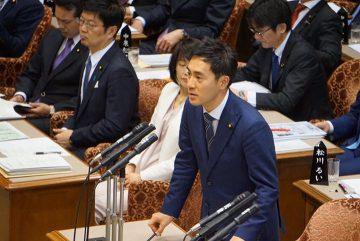 明日、参議院予算委員会にて質問いたします!NHKテレビで中継される予定です。