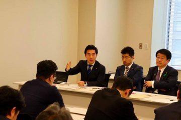 韓国による日本の水産物等に対する輸入規制に関し、徹底議論しました。