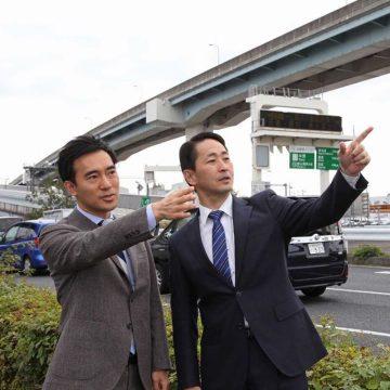 中央区(旧与野市)から、さいたま市議選初挑戦の「てるきな弘志」さん、よろしくお願いします!
