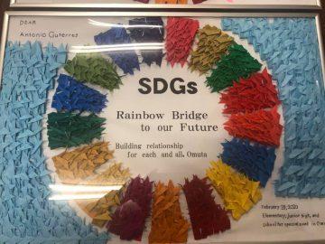 SDGsの優れた取り組みを視察