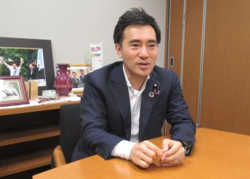 選挙ドットコムにインタビュー記事が掲載