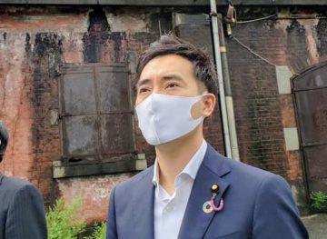 先週、広島訪問の折、視察させていただいた「旧陸軍被服支廠」