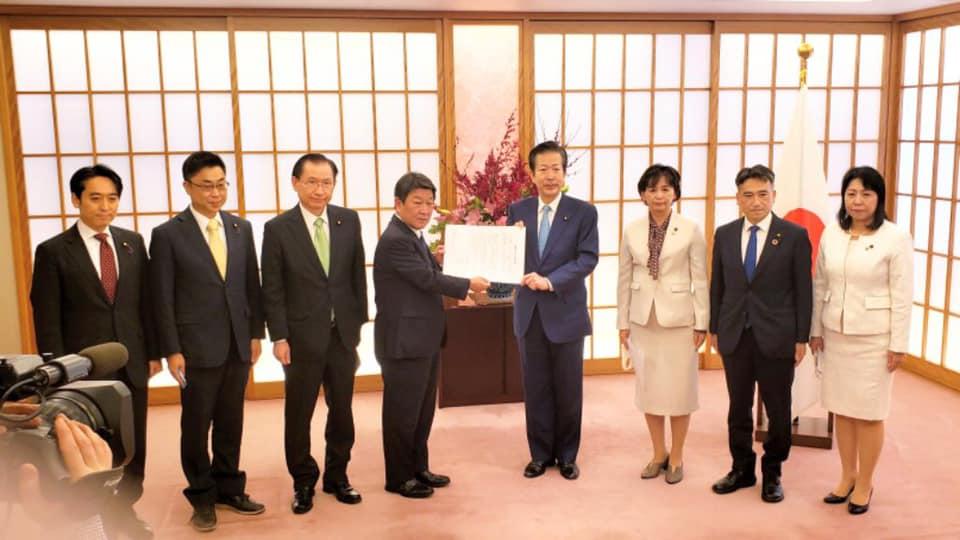 核兵器禁止条約の締結国会合に日本はオブザーバー参加を!!(山口代表)