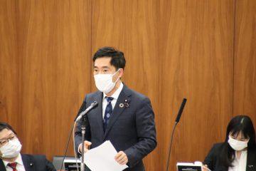 11月24日 厚生労働委員会